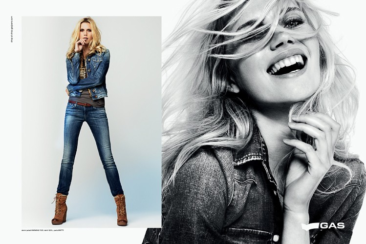 GAS Jeans Fall/Winter 2011 Campaign