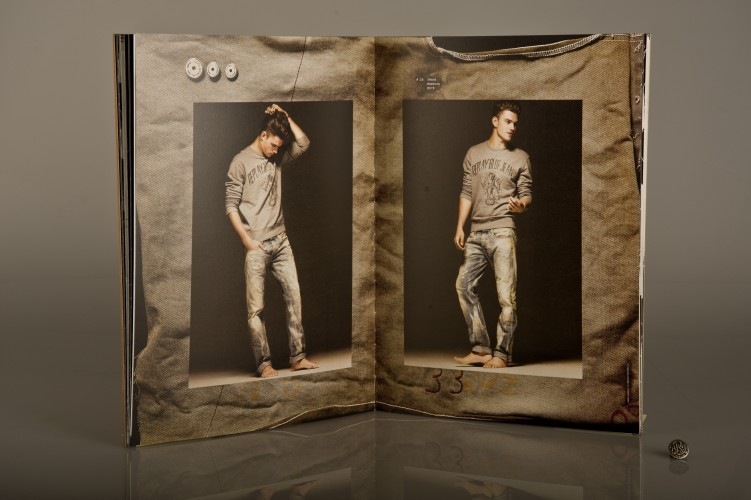 REPLAY Denim Spring/Summer 2011 Catalogue