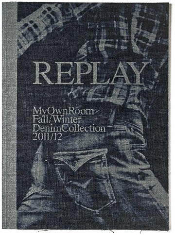 REPLAY Denim Fall/Winter 2011 Catalogue