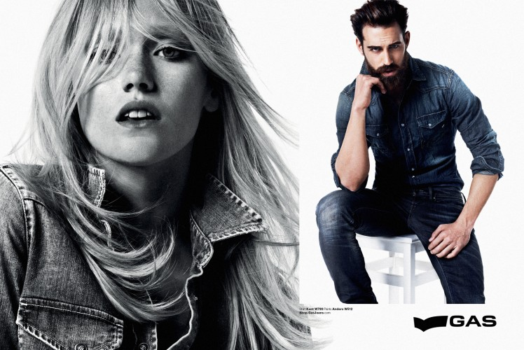 Gas Jeans F/W 2012 Campaign