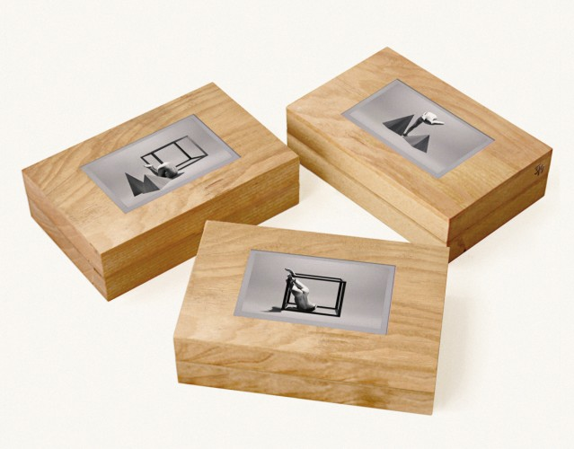 a654a3d7f712c Teorema Boxes. TEOREMA A project by Satellite Studio ...